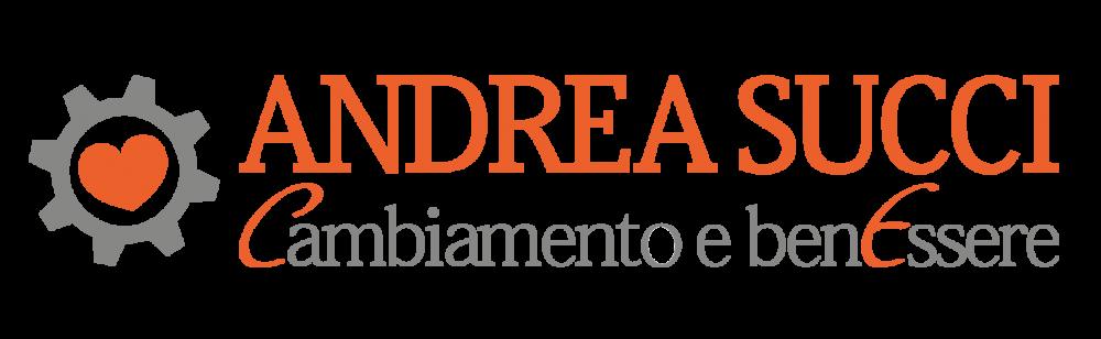 Logo Andrea Succi .it cambiamento e benessere