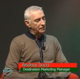 Andrea Succi destination marketing manager su dtv