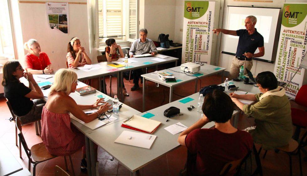 Laboratorio di Marketing Territoriale e di Turismo Esperienziale guidato da Andrea Succi