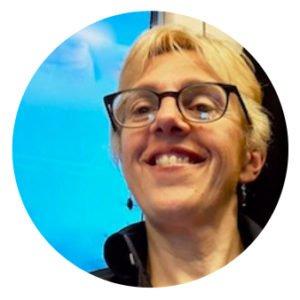 Cristina Ghetti di LibrinAria partner GMT