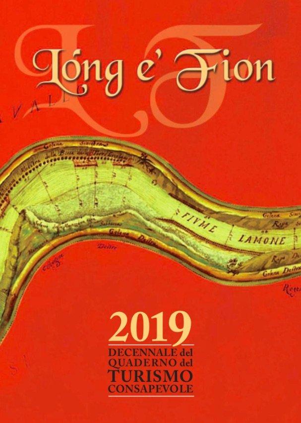Quaderno del turismo consapevole 2019 lungo le terre del Lamone con intervento di Andrea Succi sul Turismo Esperienziale e il format GMT
